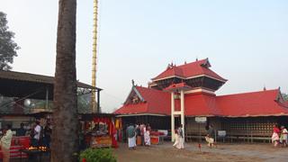 चक्कुलत्तुकावु श्री भगवती मंदिर