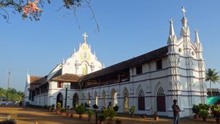 कल्लूरकाडु सेंट मेरीस सीरो-मलबार कैथोलिक फोरेन चर्च