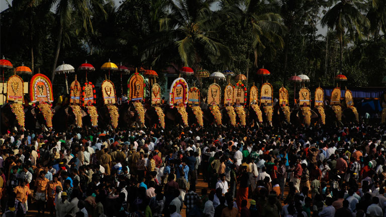 Image result for chembuthara pooram