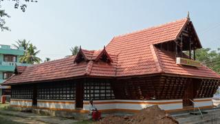 Amaravathi Althara Devi Temple, Ernakulam