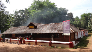 Sree Chirakkavu Bhagavathy Temple,Kannur