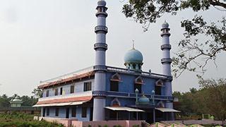 Nachikkattil Mosque, Mangalm