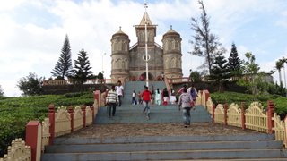The Pattumala Matha Church