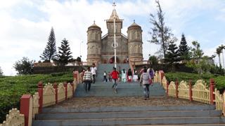 The Pattumala Matha Church