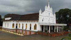 Bharananganam Church