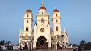 Vettucadu Church