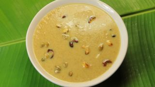 Gothambu/ Wheat Payasam