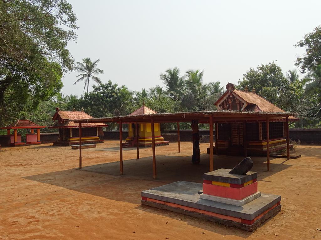Vaniyillam Someshwari Temple
