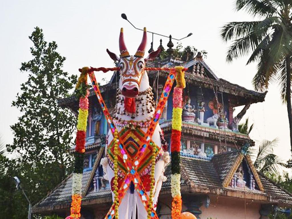 തിരുവാതിര ആറാട്ട്