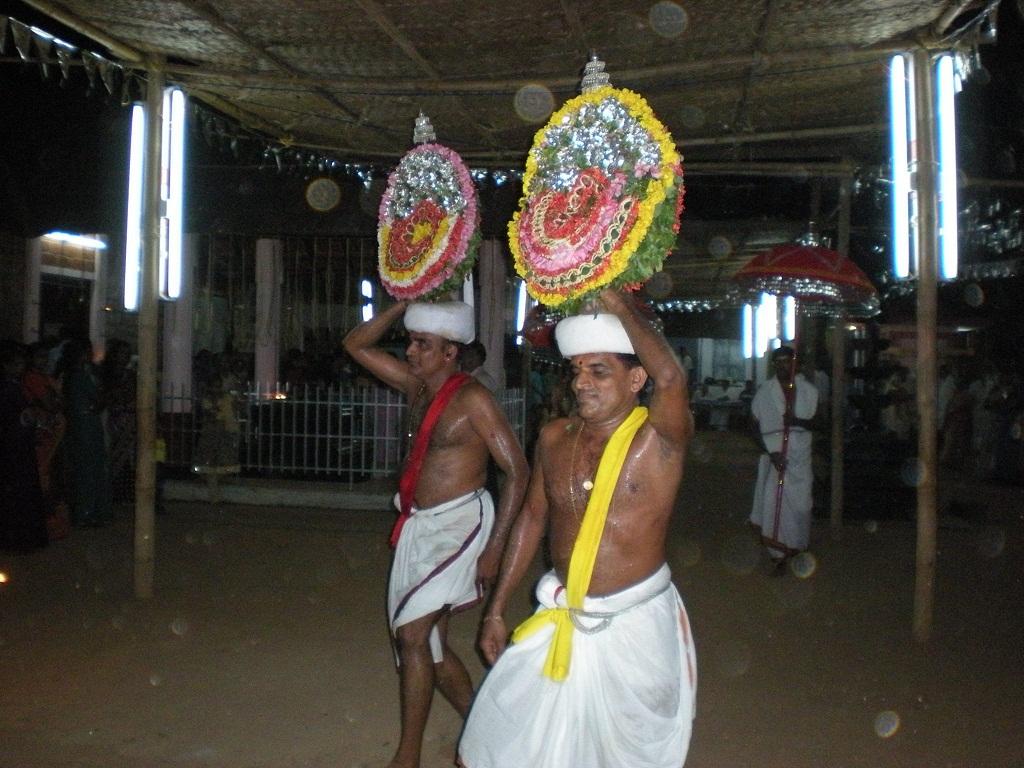 Thidambu Nritham of Sree Keerthimangalam Vasudeva Temple