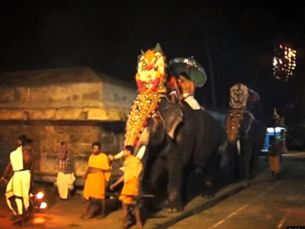 ശ്രീ പരശുരാമ ക്ഷേത്രോത്സവം