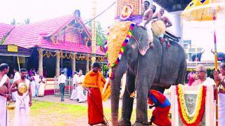 Sundareswara Arattu Festival