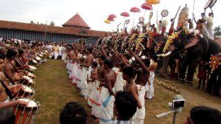 Irinjalakkuda Arattu Festival