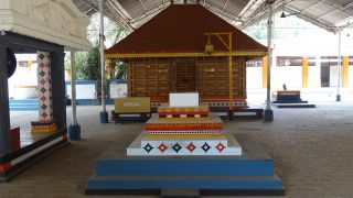 Malliyottu Palottu Kavu, Kunhimangalam