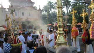 Exaltation of Cross Festival Celebrations