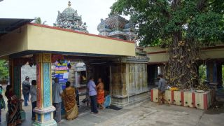 Festival at Shani Deva Temple