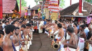 Melam and Ratholsavam Mulayankavu