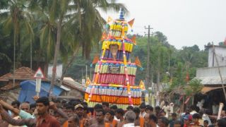 Ratholsavam Procession
