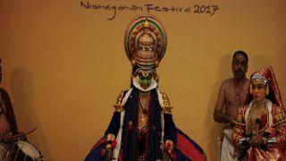 Nishagandhi Festival