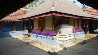 Oottu Utsavam of Vayathur Shiva Temple
