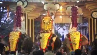 Azhakiyakavu Pattuthalapoli festival
