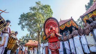 Vadakkan Kodi Theyyam Vengakkotthu Bhagavathy Temple, Pilicode