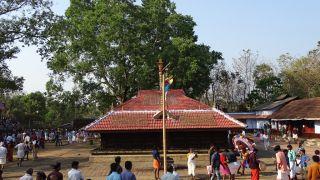 Vengakkottu Bhagavathy Temple, Pilicode