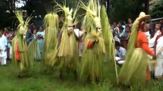 Madayi Kavu Pooram Mahostavam & Kaliyattam