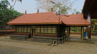Kari Vela of Pooram Mahotsavam