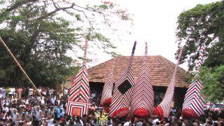 Kalarivathukkal Thirumudi Utsavam & Pooram Mahotsavam