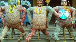 Soorasamharam at Kodumbu