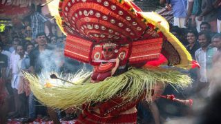 Aduthila Theru Theyyam Festival