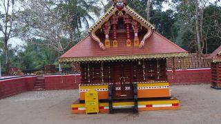 Kottathu Puthiyakavu Theyyam Festival