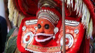 Thiruvathira Festival & Kaliyattam Festival