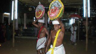 Keerthimangalam Vasudeva Temple Festival