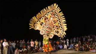 ഓതറ പടയണി