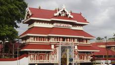 പാറമേക്കാവ് ക്ഷേത്രം