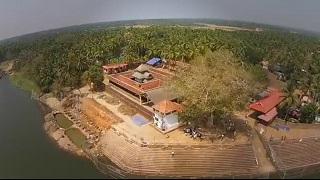 തിരുനാവായ നാവാമുകുന്ദ ക്ഷേത്രം & മാമാങ്ക സ്മാരകം
