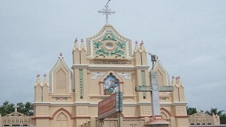 St. George Orthodox Church, Cheppad