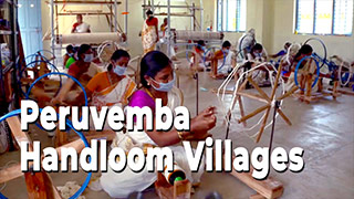 Peruvemba Handloom Village