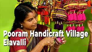 Pooram Chamayam Handicrafts | Elavalli, Thrissur