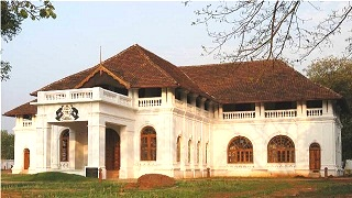 Shakthan Thampuran Palace at Thrissur